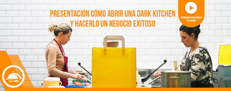 Presentación Cómo Abrir una Dark Kitchen y Hacerlo un Negocio Exitoso