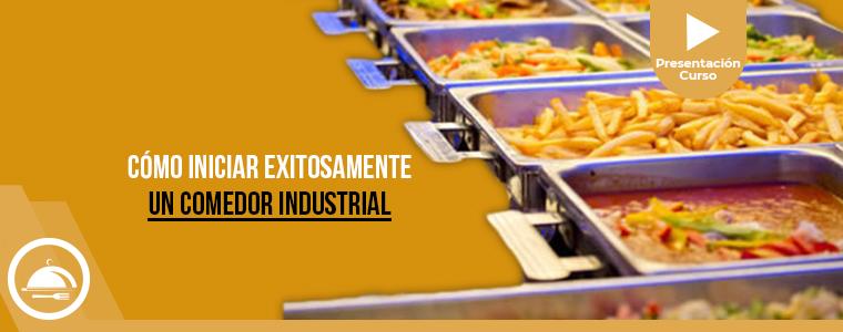 Presentación Cómo Iniciar Exitosamente un Comedor Industrial
