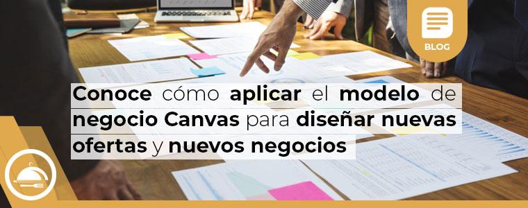 Conoce el modelo canvas para tu negocio