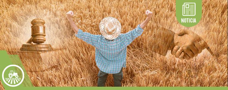 Derecho agrario en terrenos