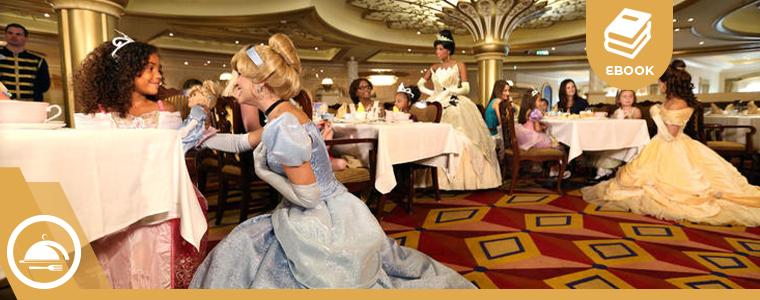 Disney para tu restaurante