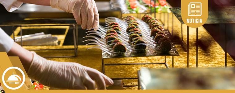 Distintivo H en negocios gastronómicos.