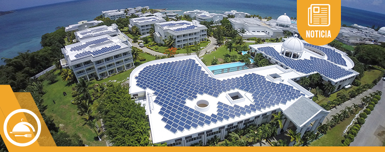 Energía solar en un negocio