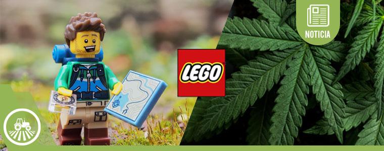 LEGO a base de cáñamo para 2030