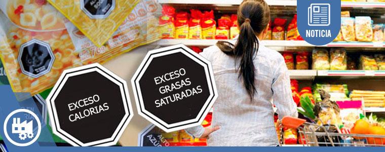 Norma de etiquetado para alimentos y bebidas procesadas entra en vigor en octubre